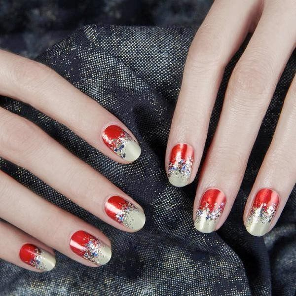 45 Gorgeous Nail Art Design For New Years Eve Gorgeous Nails And
