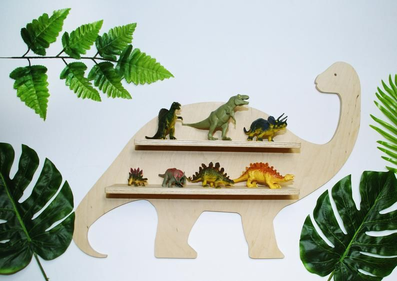 XL dinosaur shelf, dino shelf, baby room decoration, kids room decoration, shelf, kidsroom shelf, babyroom shelf, XL dino shelf