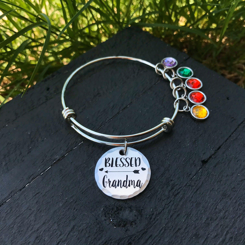 Gift for Nonna Nonna Bangle Bracelet