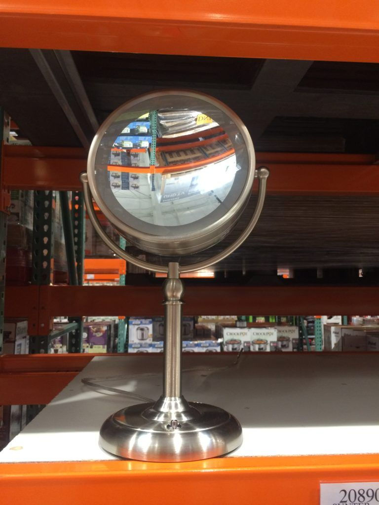Intertek Makeup Mirror Costco Makeupview Co