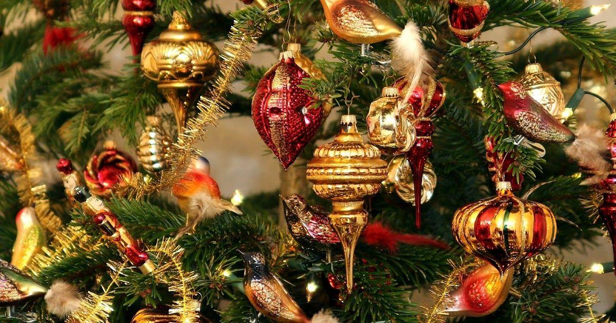 Weihnachtsbaum Amerikanisch Weihnachtsbaum amerikanisch schmücken   Ideen und Bilder