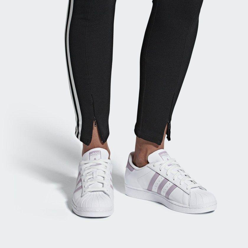 Superstar Shoes Cloud White / Soft Vision / Core Black ...