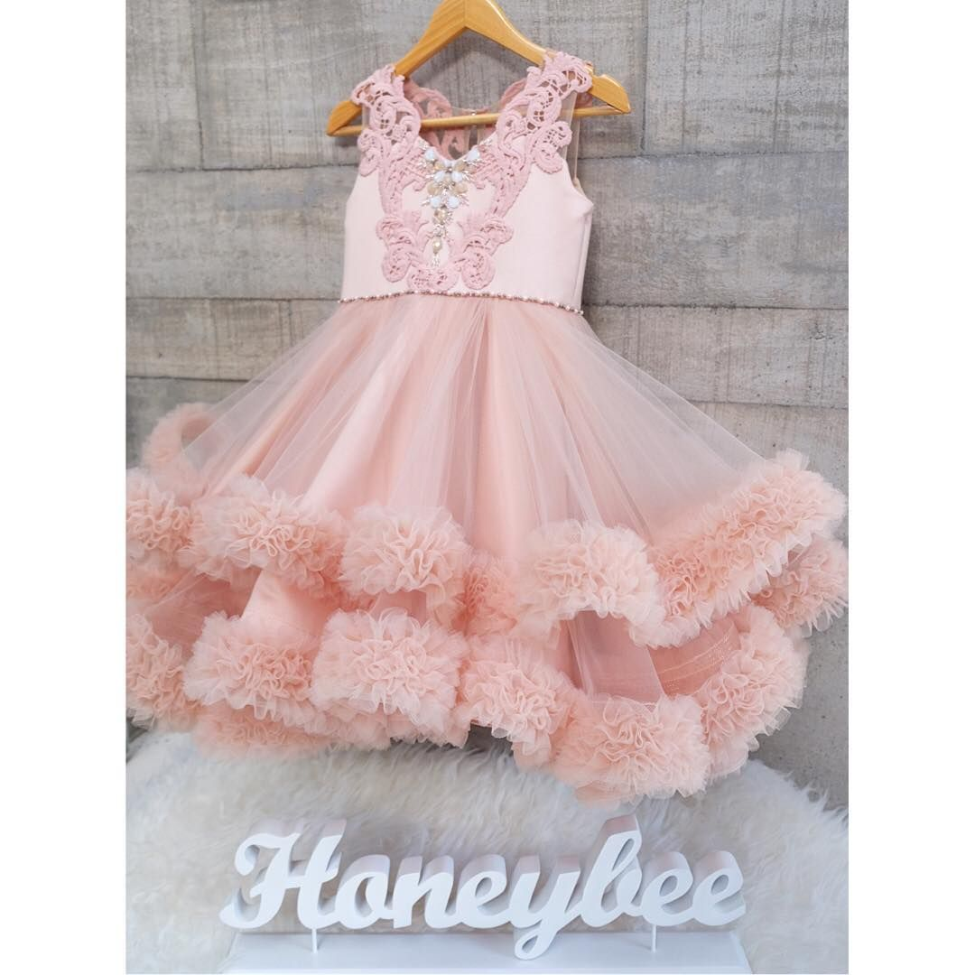 Katherine dress--- #welovesdetail #honeybeekids #honeybee_kids ...