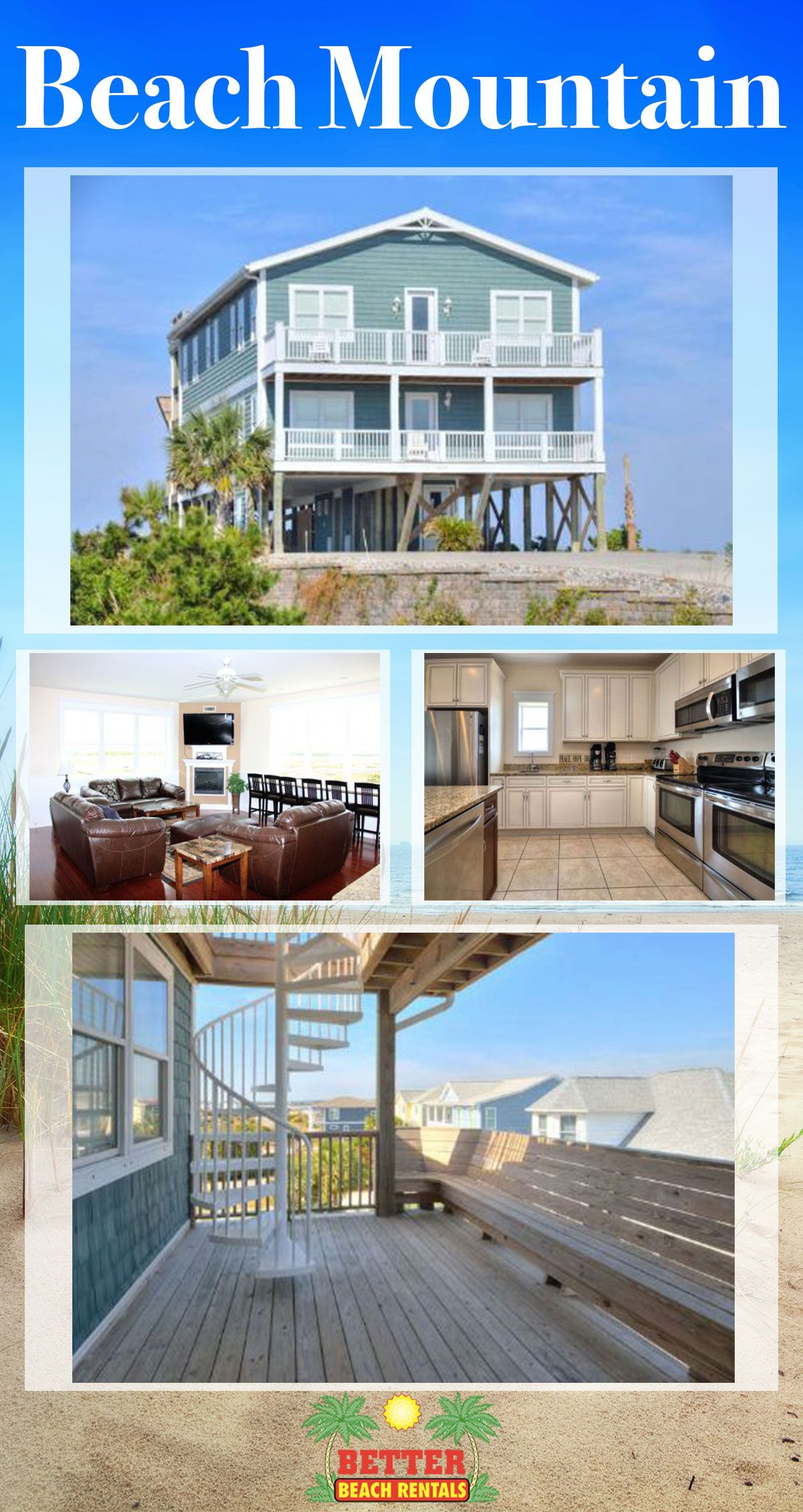 This Home Is Perfect For All Occasions With 10 Bedrooms And Room For 22 Guests This Is A Great Oak Is Island Vacation Rentals Vacation Family Beach Vacation