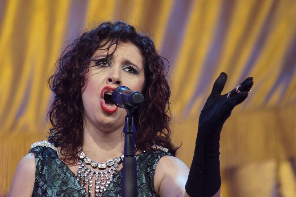 Con una maravillosa puesta en escena, esta participante ratificó sus cualidades vocales cantando 'Oh mio babbino caro'.