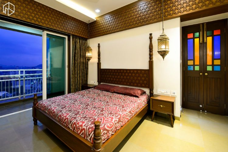 Desi Spaces: Our Favourite Ethnic Bedrooms! | From the Houzify ...