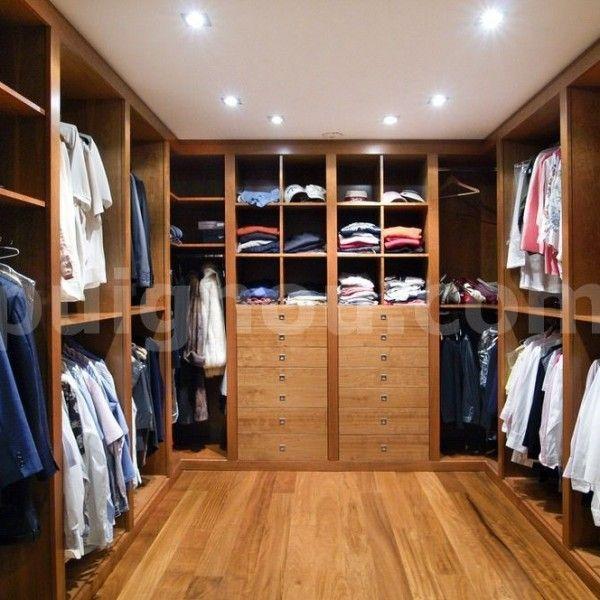 Dise o de armarios cajoneras puertas y estanterias para hacer de su dormitorio un lugar ideal - Cajonera para dormitorio ...