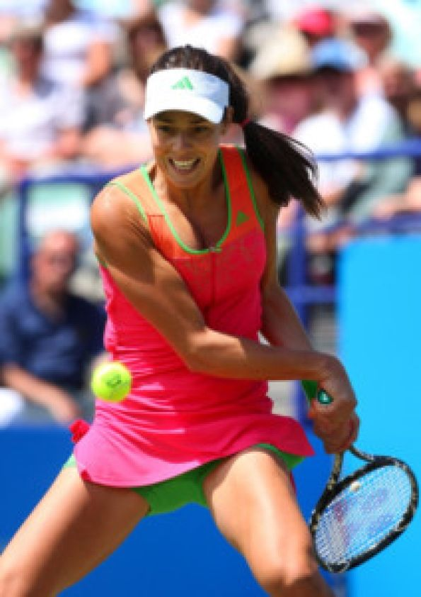 Former World number one Ana Ivanovic will hope to improve her grass court form when she returns to Devonshire Park this year.