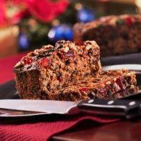 Fanny Farmer's fruitcake recipe