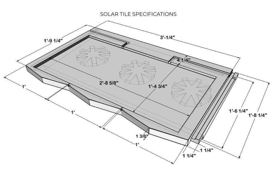 New 3 In 1 Roof Solar Tiles Power Your House For Half The Price Of A Tesla Roof Solar Roof Solar Roof Tiles Solar Tiles