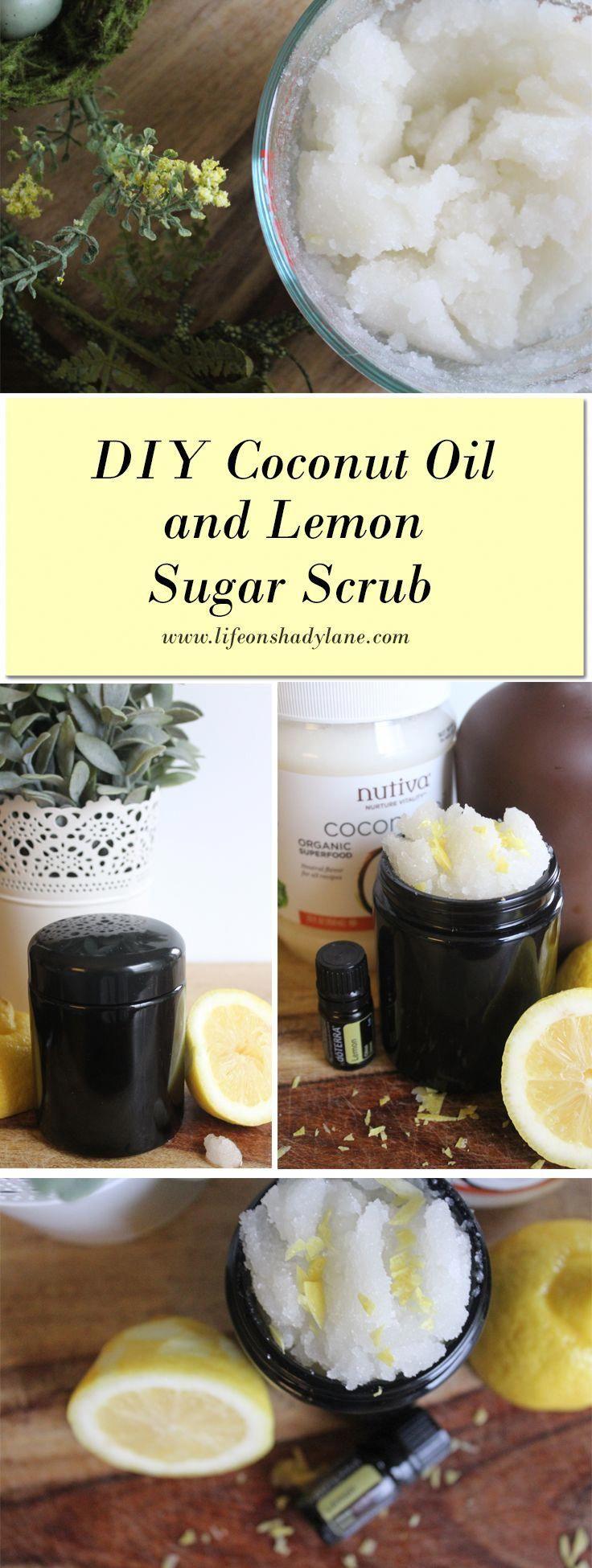 5 best uses of coconut oil for hair lemon sugar scrub