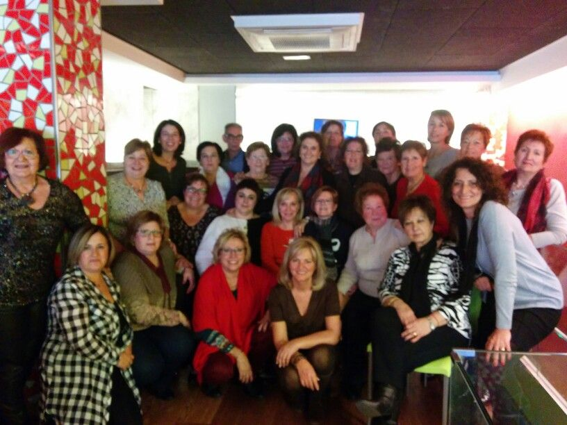 Personas expertas en fibromialgia alcoy