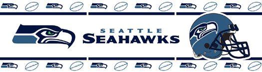 Seattle Seahawks Nfl L And Stick Wallpaper B
