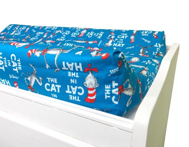 Baby changing pad cover
