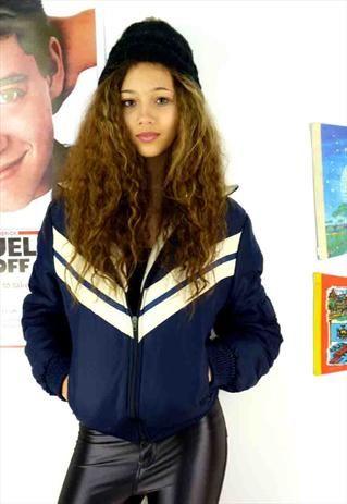 Asos Marketplace Women Jackets Jackets For Women Jackets Vintage Ski Jacket