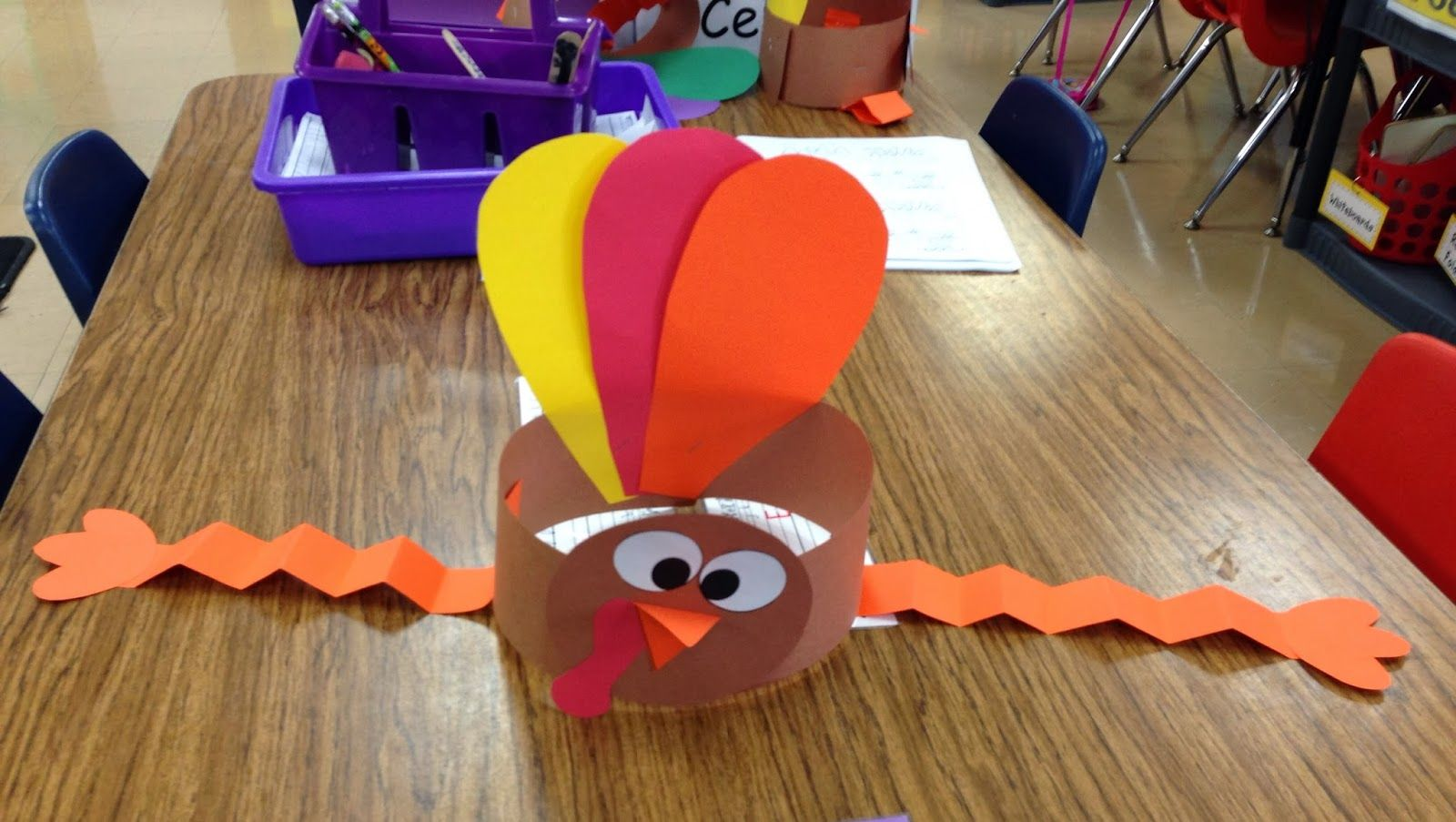 A Spoonful Of Learning Turkey Turkey Turkeys
