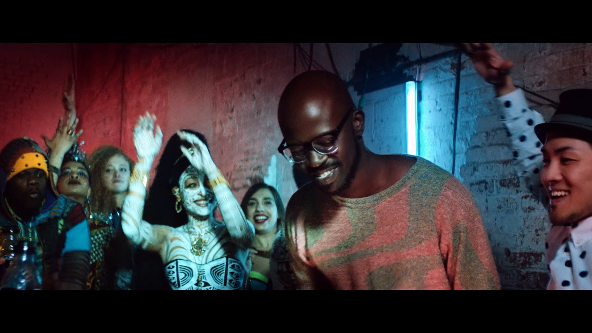 Black Coffee Come With Me feat. Mque (Official Video