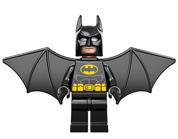 The Dark Knight Rises x LEGO Minifigures - Batman