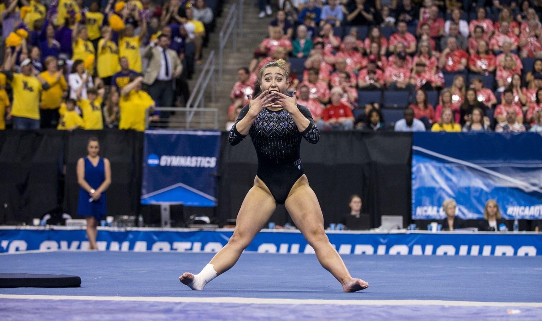 Katelyn Ohashi College Gymnastics Gymnastics Pictures