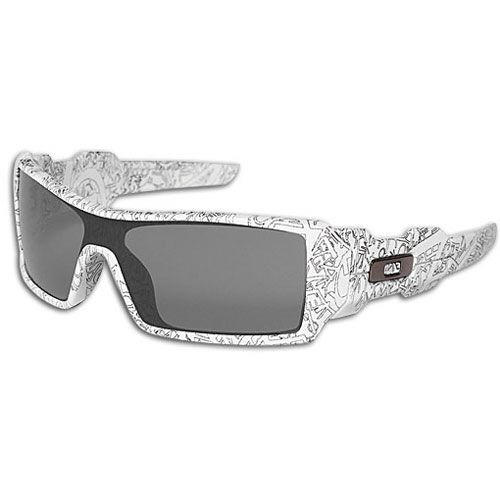 Fake Oakley Oil Rig Sunglasses white  13ab977683