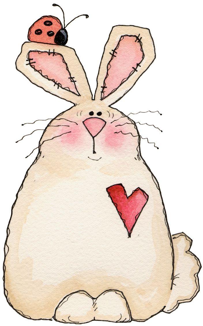 Картинка мухи, кролики смешные рисунки