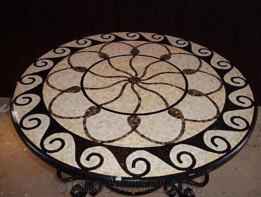Mosaic Tables Tops Products