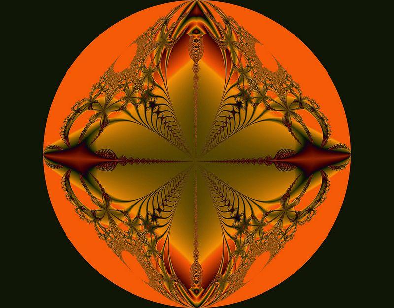 Mandala by Allegra Ricci