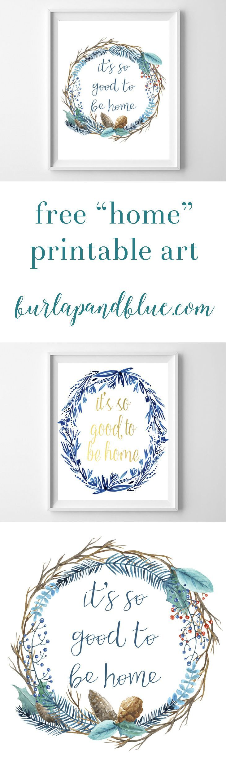 "free ""home"" printables with Capital One Free printable"