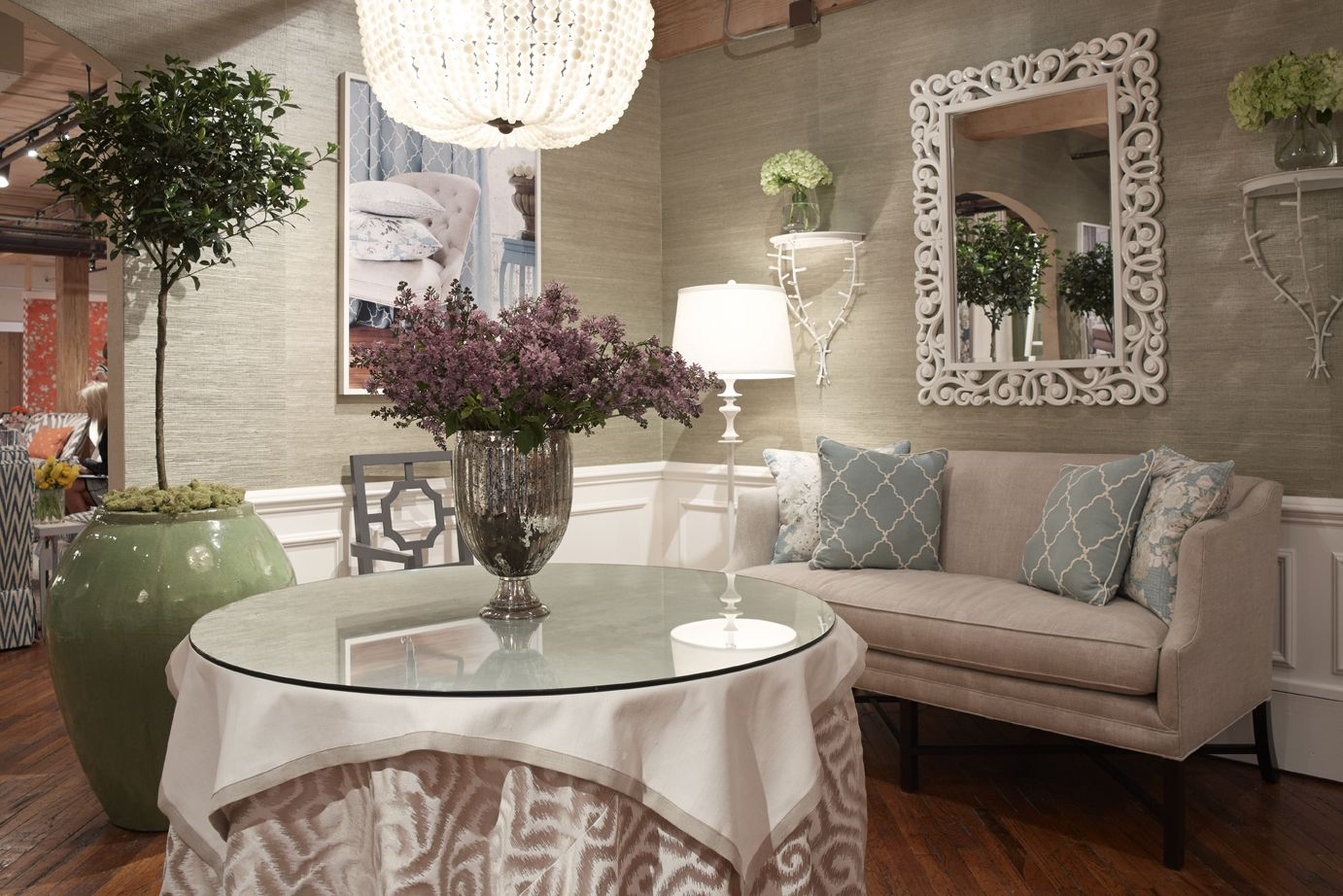 Thibaut Fine Furniture Showroom in High Point, located at