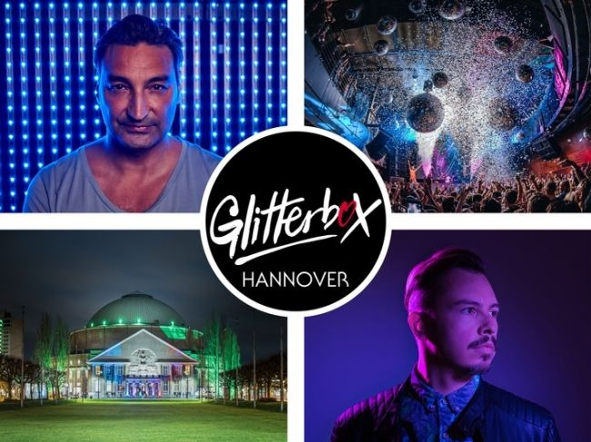 "Glitterbox ""Work Your Body Tour"" am 11. Mai 2019 in"