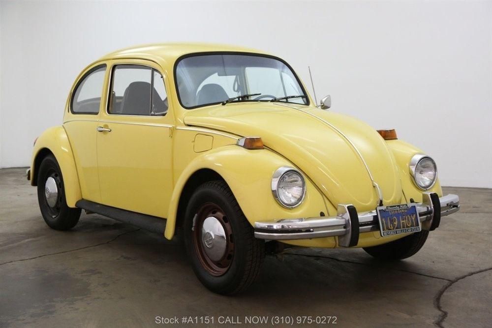Details about 1973 Volkswagen Beetle Classic