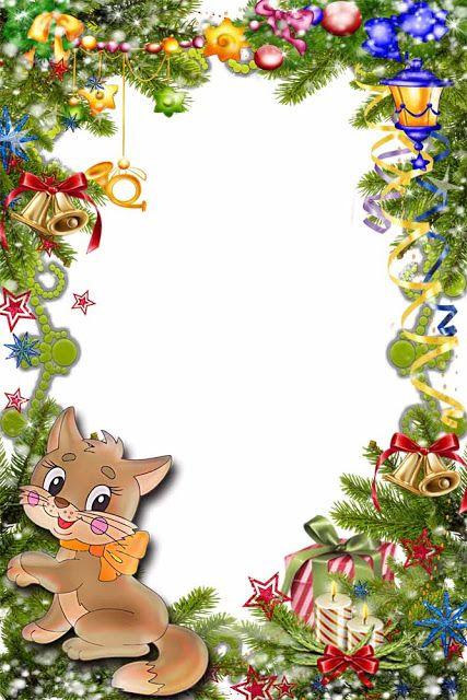 Pin by yaya on frame for kids Christmas frames, Frame, Winter kids