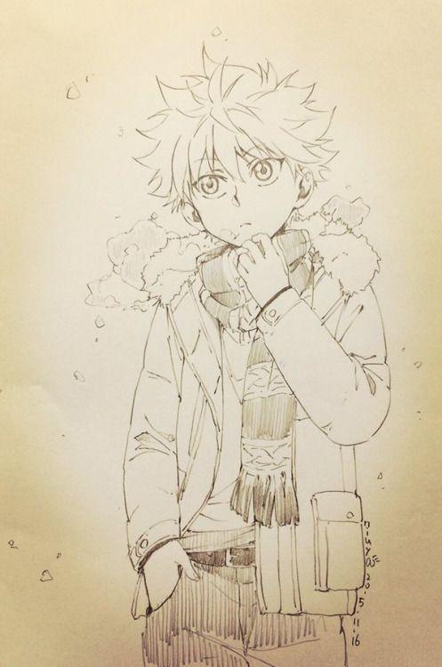 Furiikusu Official Art By Niuya