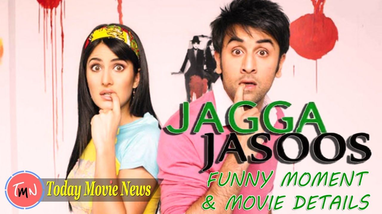 Ranbir Kapoor Katrina Kaif S Best Comedy Film Jagga Jasoos Jagga J Today Movies Comedy Films Funny Moments