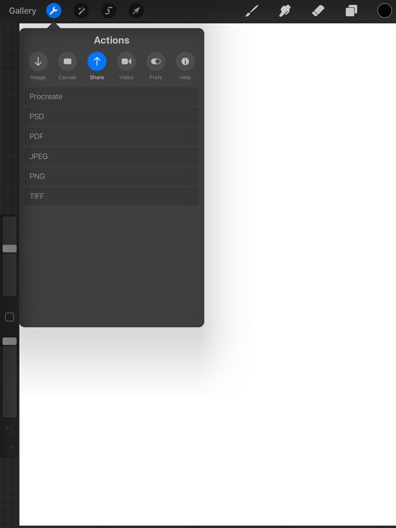 Curious about the procreate app for lettering? One person's