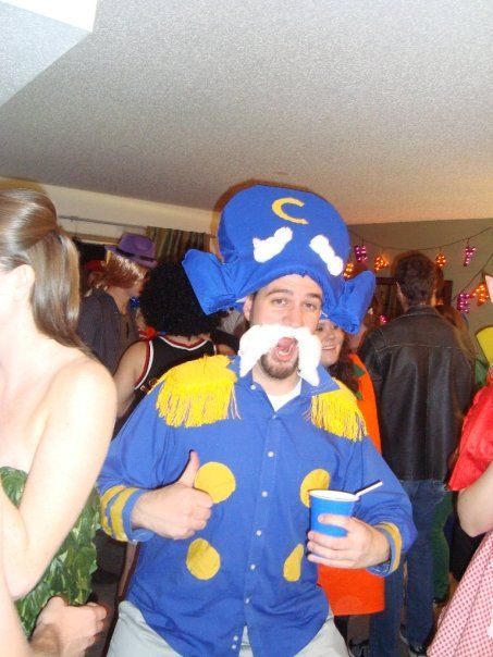 captain crunch costumes | ... Captain Crunch for Halloween a few ...