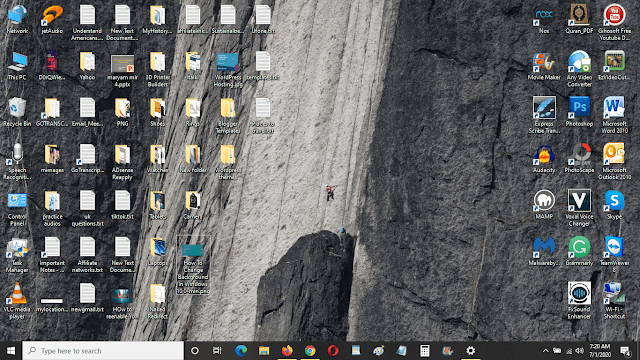 How To Change Desktop Background In Windows 10 Picture Slideshow Solid Color Backgrounds Desktop 10 Picture Background