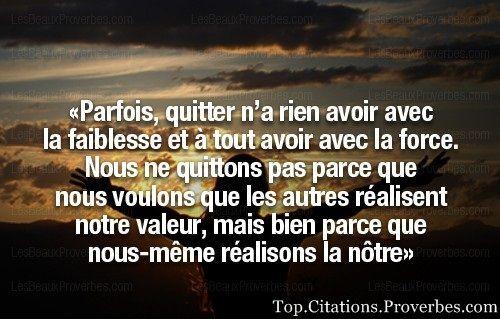 Citation Leçon De Vie Citation Citation Pensée Et