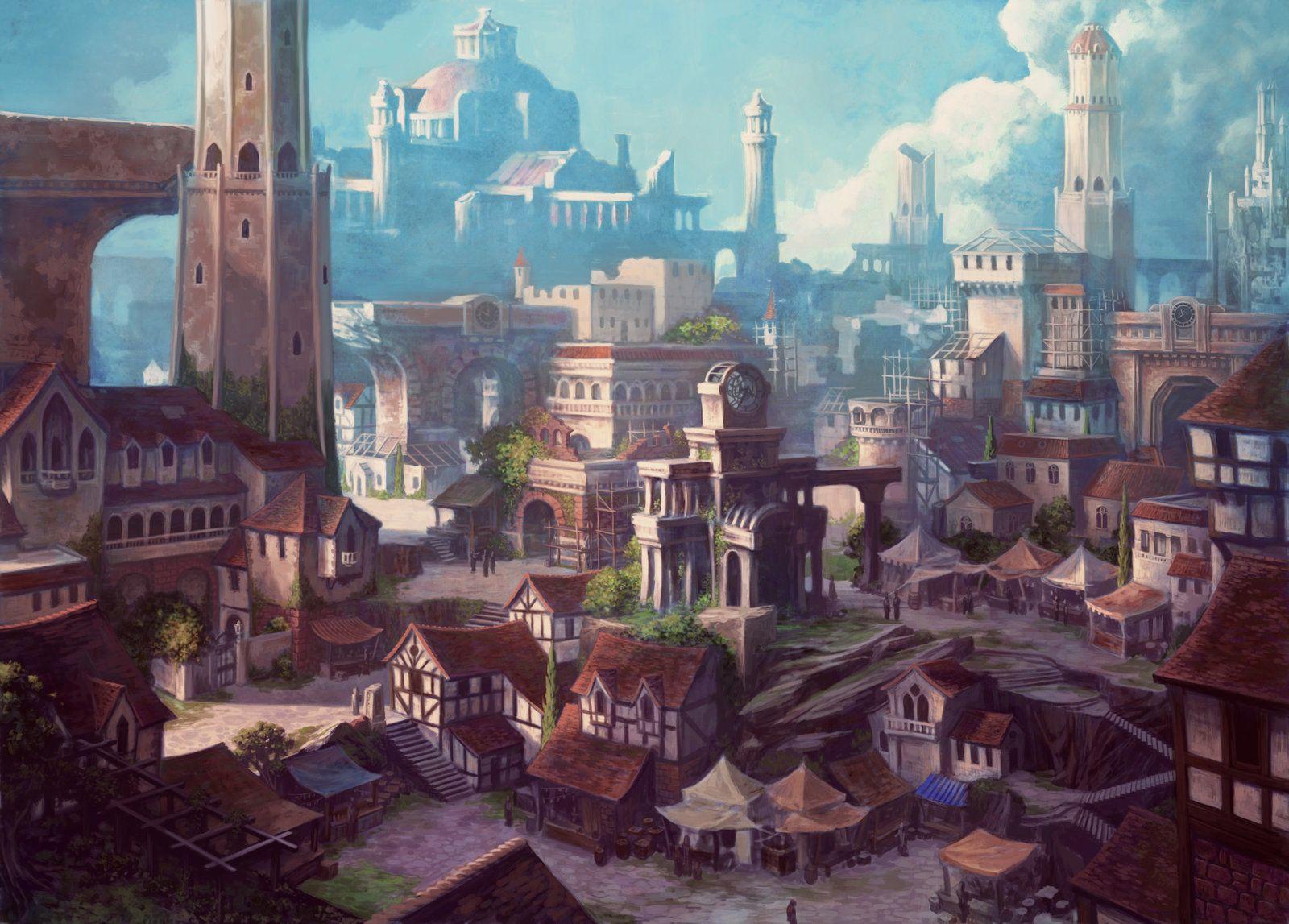 15+ Fantasy market information