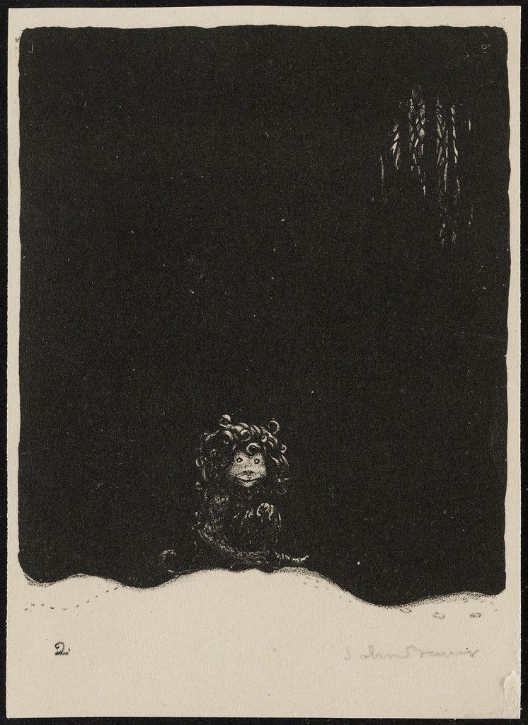 John Bauer - Lithograph 3 (1915)