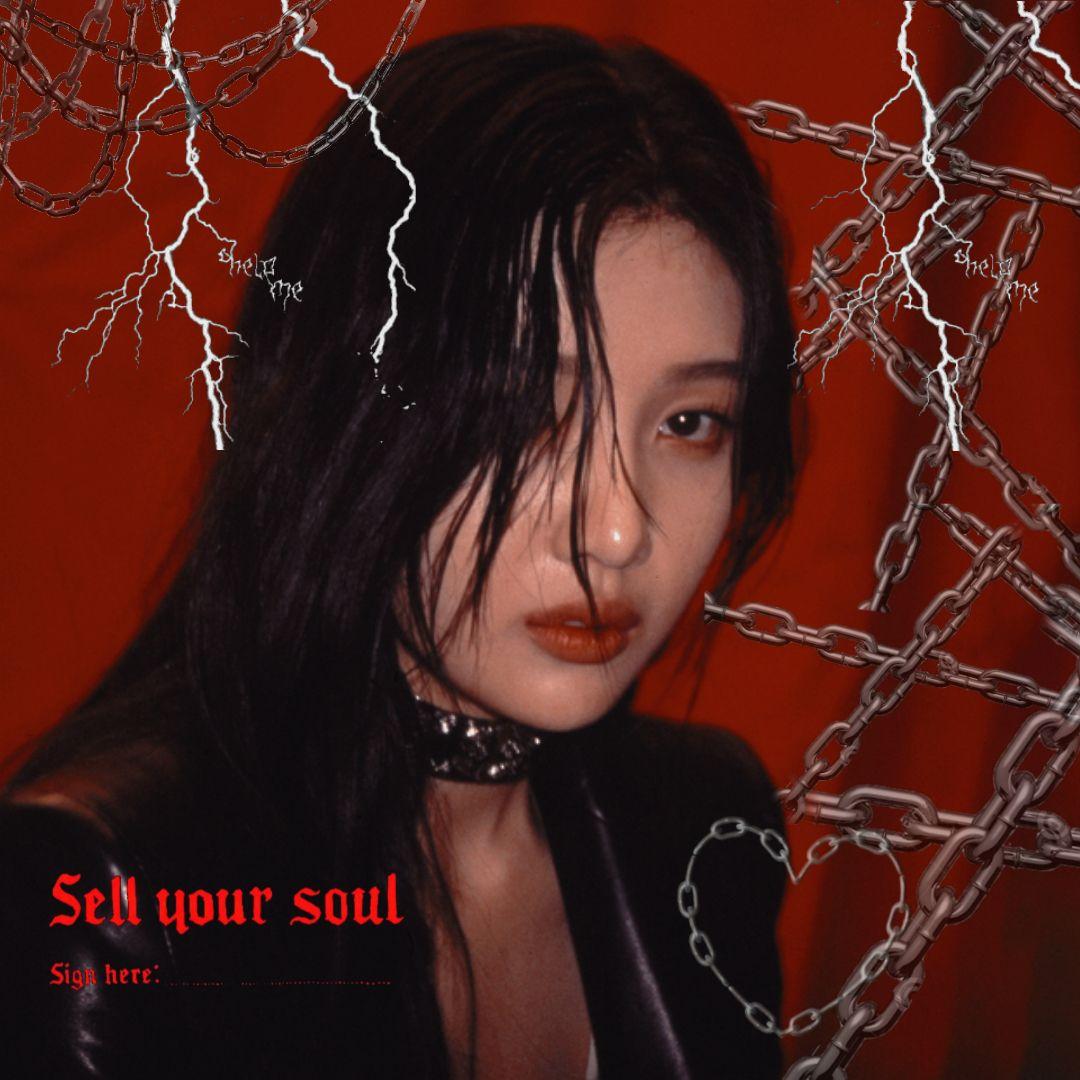 Pin by ─ 𝖆𝖓𝖙𝖆𝖗𝖊𝖘 ♥︎ on ☆★ messy Red velvet joy