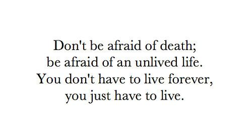 live your life <3