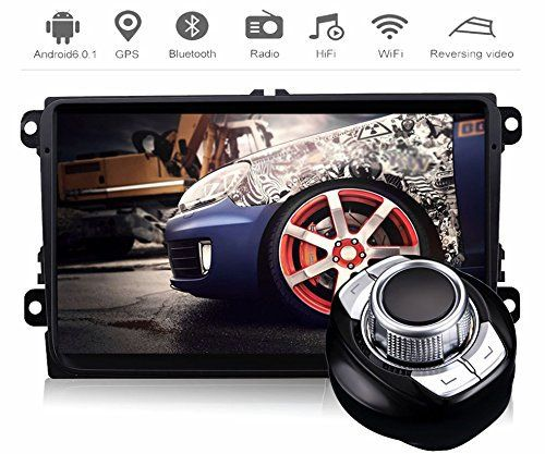 D-NOBLE Car Android GPS Stereo 9 Pouces 1024*600 HD Touch