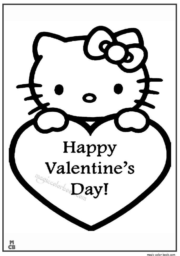 Valentine Color Sheets Free Online Printable Coloring Pages For Kids Get The Latest Images Favorite To
