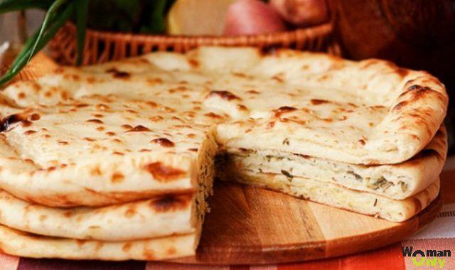 Осетинские пироги пошаговый рецепт 98
