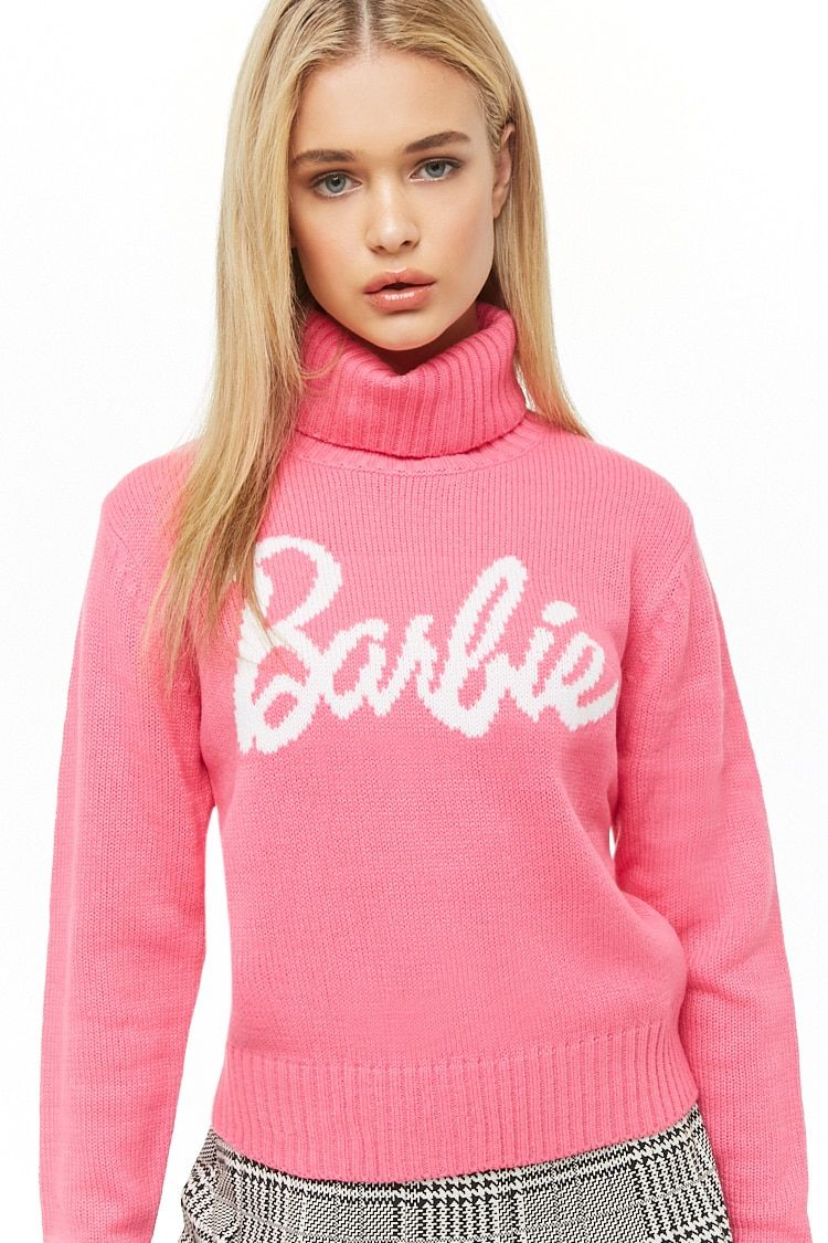 Barbie Graphic Sweater Barbie Clothes Clothes Sweaters [ 1125 x 750 Pixel ]