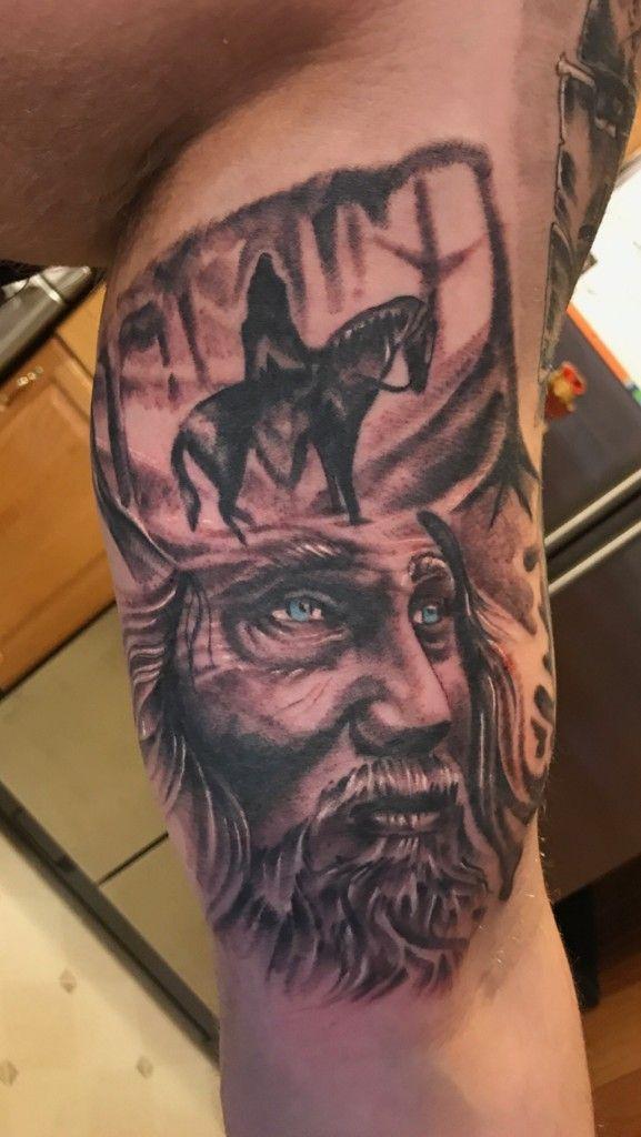 Tattoo by Chris Gamms @ under the gun tattoo