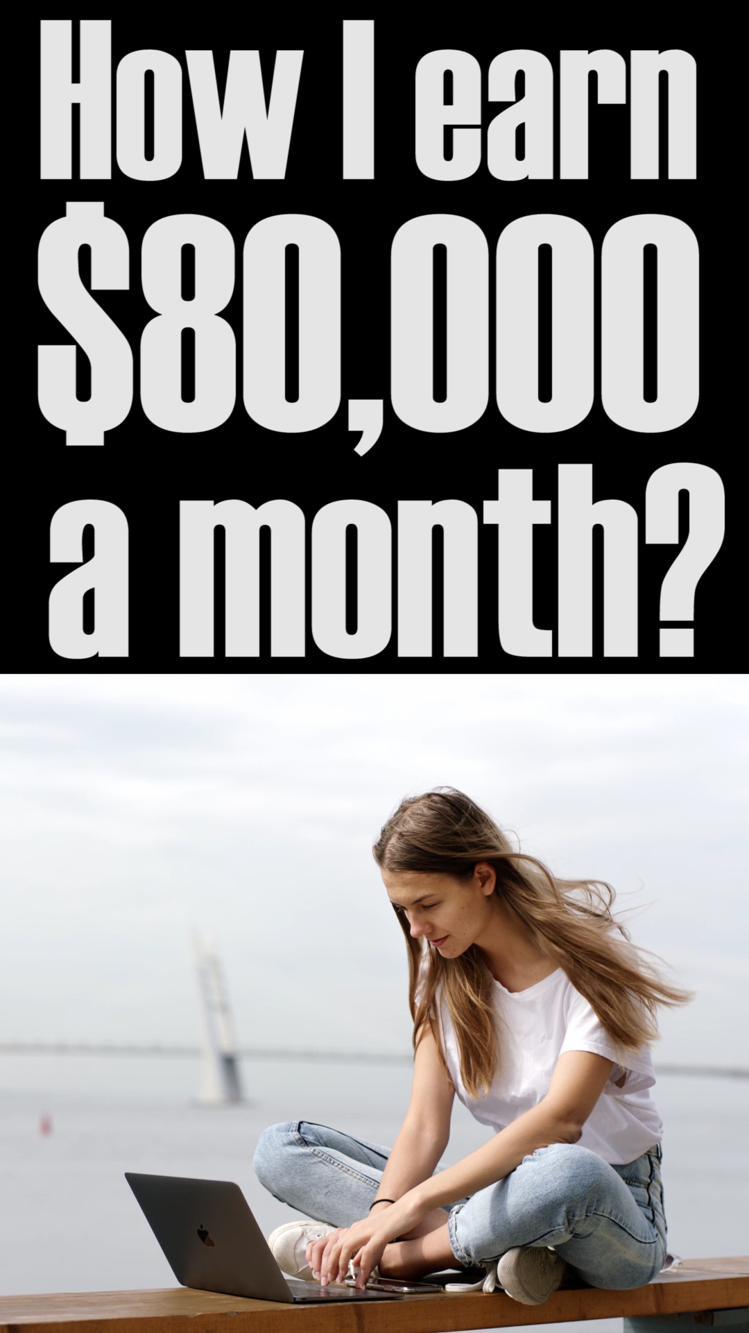 $80,000 every single month!
