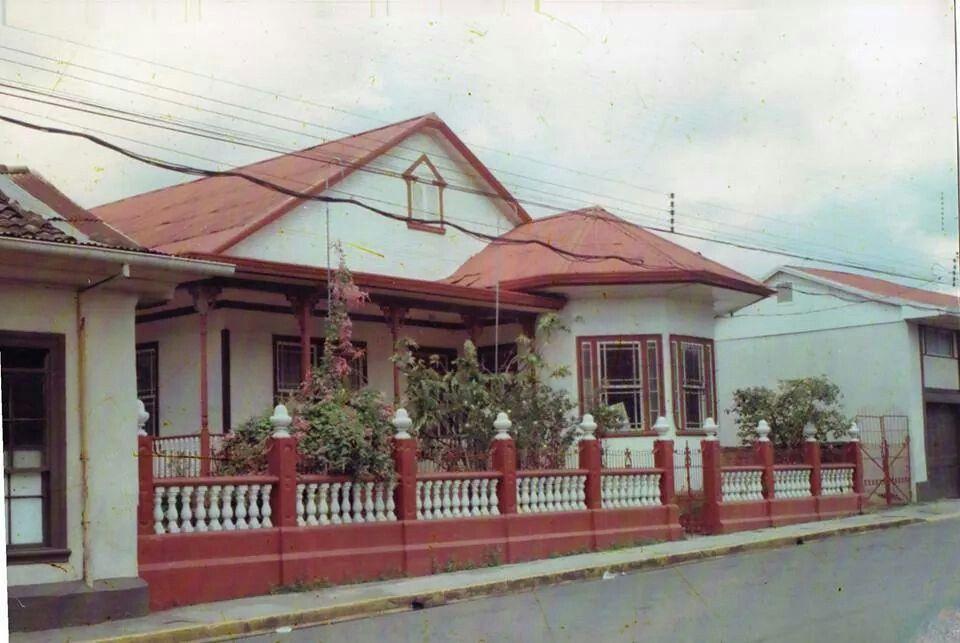 Antigua casa cural