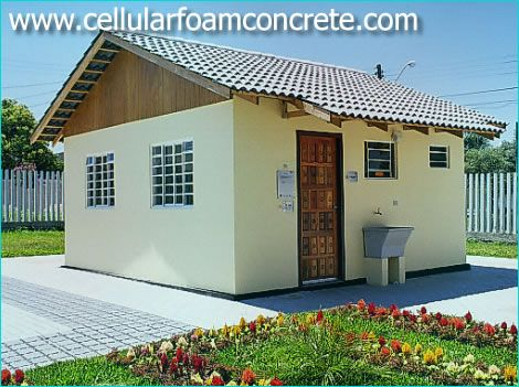 Cellular Concrete Building Technologies | Cellular Concrete Technology | Cellular  Foam Concrete
